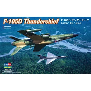 HobbyBoss 1:48 F-105D Thunderchief 80332
