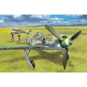 1:48 Focke-Wulf FW190D-13 Plastic Model Kit 81721