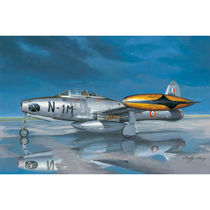 F-84G Thunderjet 1:32 Scale Model Kit 83208