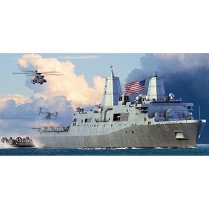 USS New York LPD-21 1:700 Model Ship 83415