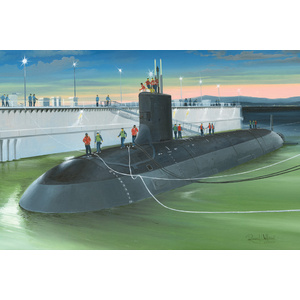 HobbyBoss Models 1:350 USS Virginia SSN-774 HB83513