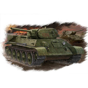 Russian T-34/76 (Model 1942 Factory No.112)Tank #84806