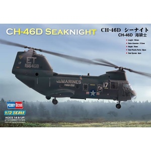 CH-46D Seaknight Chinook Helicopter Model: 87213