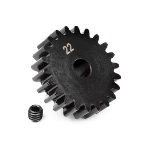 PINION GEAR 22 TOOTH (1M / 5mm SHAFT) #10092