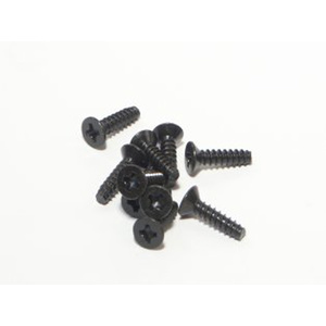 HPI #Z578 - TP. FLAT HEAD SCREW M3x12mm (10pcs)