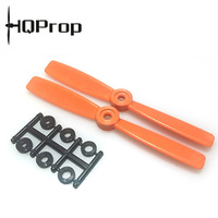 HQProp Bullnose 3D-5X4.5 CW ORANGE (pack of 2)