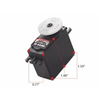 HS-645MG High Torque, Metal Gear Premium Sport Servo
