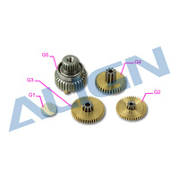 DS430M Servo Gear Set HSP43001