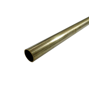 "KS Metals, Brass Tube 915mm - 9/32 x .014 x 36"" 1 PC KS1150"