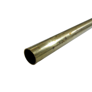 "KS Metals, Brass Tube 915mm - 11/32 x .014 x 36"" 1 PC KS1152"