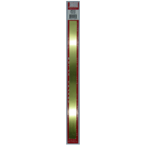 .016''x3/4''x12'' Brass Strips (1) KS 8233