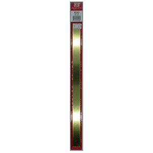 .032''x3/4''x12'' Brass Strips (1) KS8243