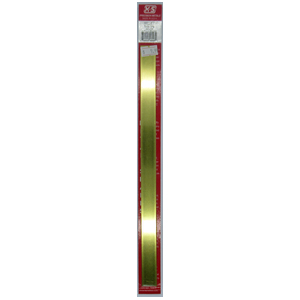 .064''x3/4''x12'' Brass Strips (1) KS 8247