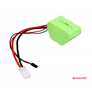 6V 3000mah Ni-MH Receiver Battery Pack