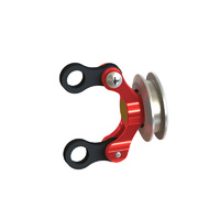 180CFX - Tail Pitch Slider Assembly - Red LX1444