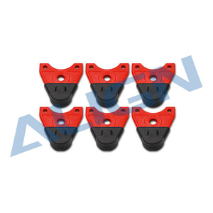 MR25 Landing Skid - Red M425008XR