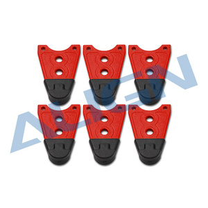 MR25P Landing Skid - Red M425009XR