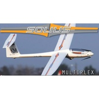 Multiplex Solius Glider Kit  WS 2160mm