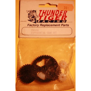 Thunder Tiger Differential Gear Set EB-4 PD0169
