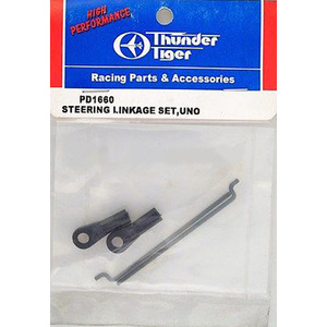 Thunder Tiger Steering Linkage Set UNO PD1660