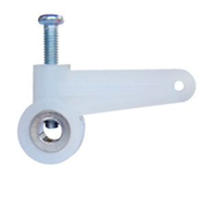 PHOENIX NOSEWHEEL STEERING ARM FOR .40 SIZE MODELS (BOOMERANG 40) #25008