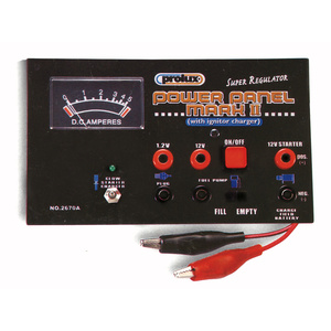 PROLUX Power Panel Mark 2 Super Regulator With Glow Charger PL2670A