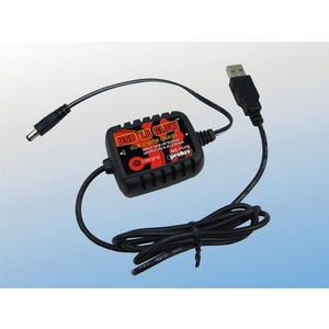 DC USB 1S LiPo Glow Starter / Driver  Charger