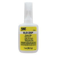 Zap Adhesives Slo Zap CA- 1 oz PT20