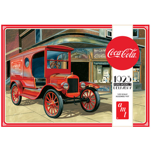 Coca-Cola 1923 Model T Delivery AMT1024