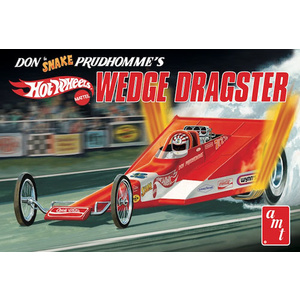 "Coca-Cola Don ""Snake"" Prudhomme Wedge Dragster (Hot Wheels) AMT1049"