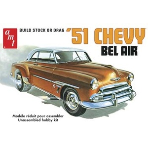 1951 Chevy Bel Air 1/25 AMT862/12