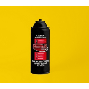Camel Yellow Polycarbonate Spray Paint 180ml - RBPCS019 PS-19