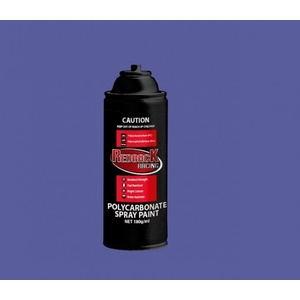 Purple Anodized Aluminum Polycarbonate Spray Paint 180ml - RBPCS051 PS-51