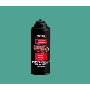 Cobalt Green Polycarbonate Spray Paint 180ml - RBPCS054 PS-54