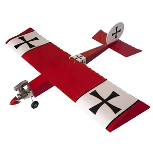 Seagull Model Classic Ugly Stick RC Plane, 15cc ARF, Red