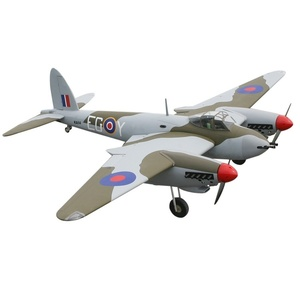 Seagull DH Mosquito Twin Engine ARF Kit, .46 - .55 Size