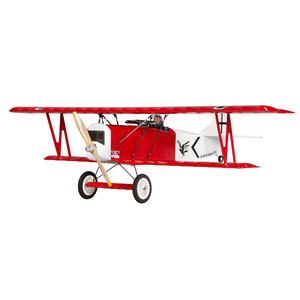 Super Flying Model Fokker DVII EP ARTF Red