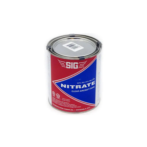 SIGND002 SIG NITRATE CLEAR DOPE QUART
