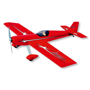 "SIG 4-Star 54 .40-.46 GP/EP Red 54"" ARF Aerobatic RC Plane"