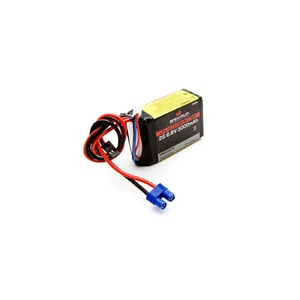 6.6V 3000mAh 2S LiFe Receiver Battery (SPMB3000LFRX)
