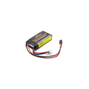 6.6V 900mAh 2S LiFe Receiver Battery (SPMB900LFRX)