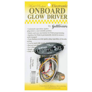On-Board Glow Plug Driver Single Cylinder Sullivan M060