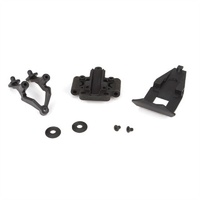 Team Losi Racing Pivot Bumper Wing Stay Front 22-4 TLR231022
