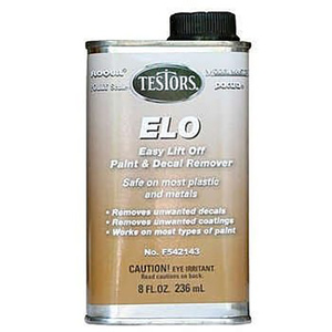 Easy Lift-Off Paint & Decal Remover 8 OZ