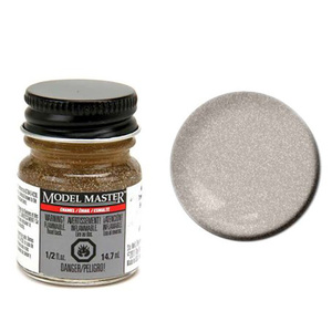 Model Master Multi-Color Glitter Clear Gloss 1/2oz  #2783