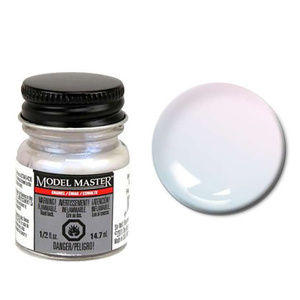 Model Master Blue Clear Flip Flop Gloss 1/2 oz Enamel Paint #2785