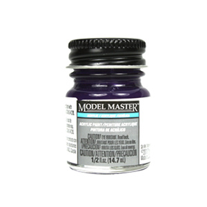 Grape Pearl Acrylic Paint  - Gloss 4650 - 1/2 oz. Bottle by Model Master