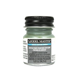 Aircraft Gray Acrylic Paint FS16473 - Gloss 4693 - 1/2 oz. Bottle by Model Master