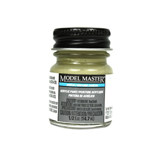 Armour Sand Acrylic Paint FS30277 - Flat 4711 - 1/2 oz. Bottle by Model Master