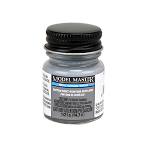 5-H Haze Gray Acrylic Paint - Semi-Gloss 4865 - 1/2 oz. Bottle Acrylic by Model Master
